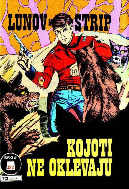 Kojoti ne oklevaju - Kit Teller