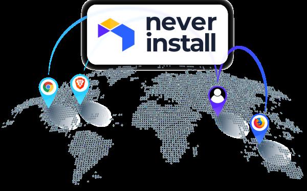 Neverinstall VPN