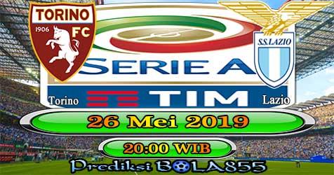 Prediksi Bola855 Torino vs Lazio 26 Mei 2019