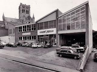 Duff, Morgan and Vermont Ltd, Norwich 1963 image 01