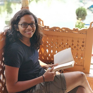 Madhumitha Srinivasamoorthy
