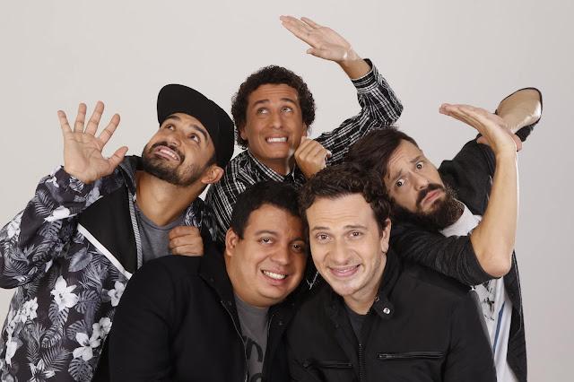 """Comedy Central vende ingressos para """"A Culpa é do Cabral"""""""