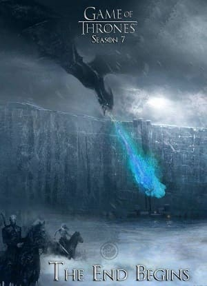 Game of Thrones - 7ª Temporada 720p e 1080p Séries Torrent Download capa