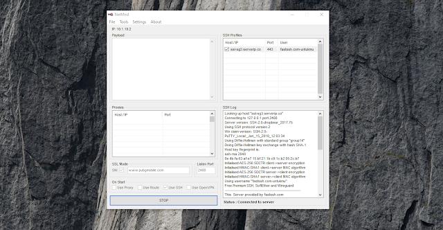 Download NetMod HTTP aplikasi Inject Mirip HTTP Injector Kusus PC