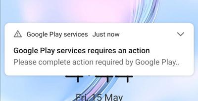 تثبيت خدمات جوجل على Huawei 4