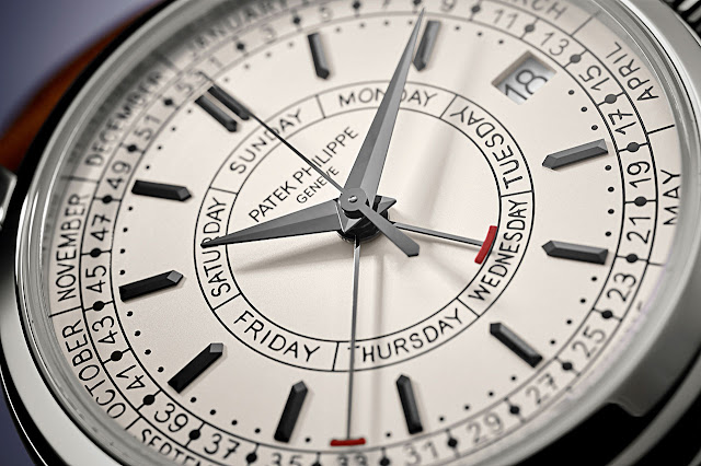 Patek Philippe Ref. 5212A Calatrava Weekly Calendar Manufacture Automatic Watch
