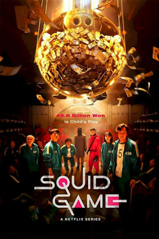 Download links for Squid Game ( K Drama )