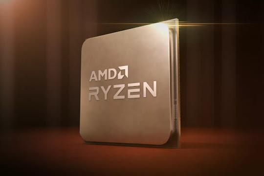 AMD Announces Ryzen 5000 Series Desktop Processors