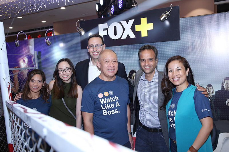 Globe at Home partners with FOX Networks Group