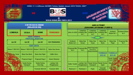 Download Aplikasi Silabos (Laporan BOS) Versi Terbaru 2017