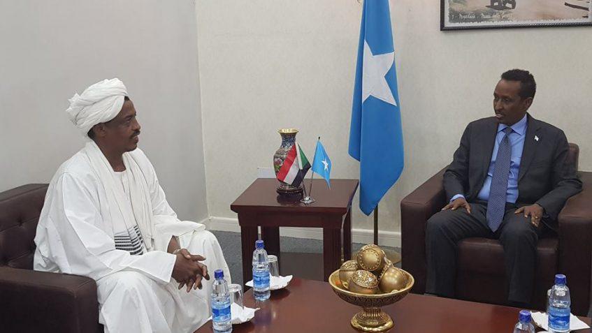 مقال: ما بين بلديْن ومَصيريْن..!. الصومال السودان بقلم الصادق الرزيقي