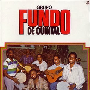 Discografia - Fundo de Quintal