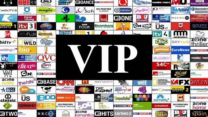 IPTV VIP Free IPTV Serveur Smart IPTV 14-11-2019