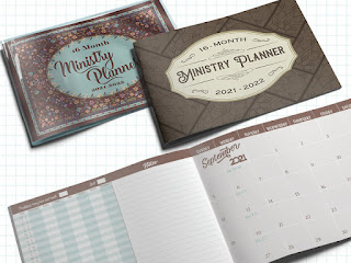 2021/2022 Pocket Planners