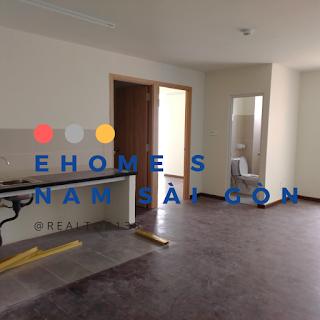 căn hộ Ehome S Nam Sài Gòn 02 phòng ngủ block H