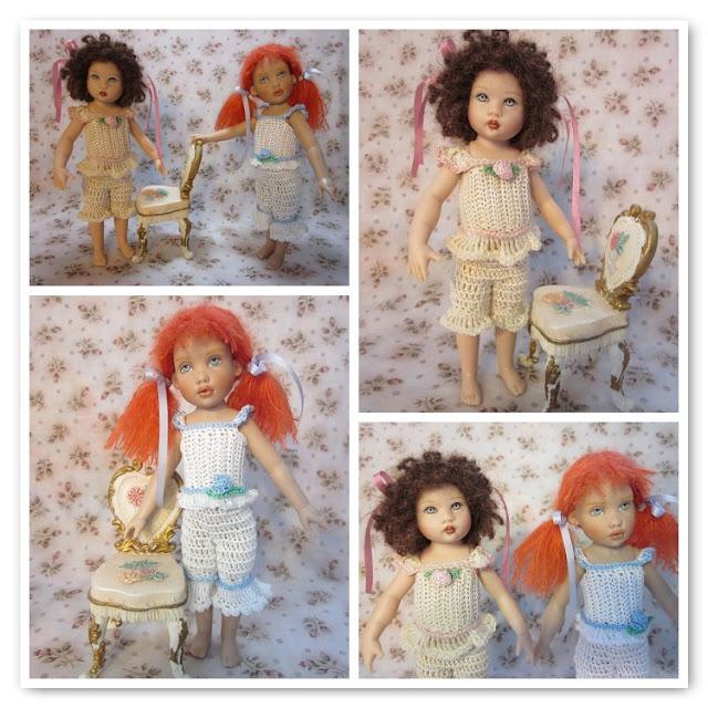 3885fdb19 These little dolls