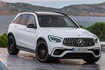 2020 Mercedes Benz AMG GLC 63 SUV Review, Specs, Price