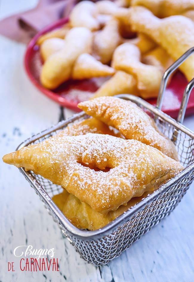 recette merveilles beignets