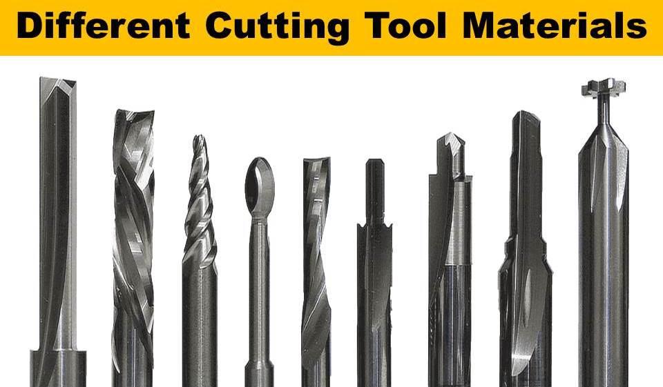 Different Cutting Tool Materials - mech4study