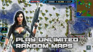 Machines at War 3 RTS APK Mod v1.0.4 Full Terbaru
