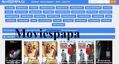 Moviespapa 2019: Download Latest Original Web Series