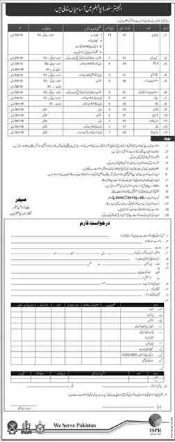 Civilian Jobs in Pakistan Army Jobs 2018