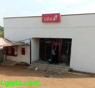 Robbery in Oyo ekiti