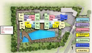 TRE Residences Site Plan