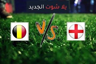 نتيجة مباراة انجلترا وبلجيكا اليوم الاحد بتاريخ 11-10-2020 دوري الأمم الأوروبية