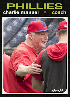 The Phillies Room 2019 Chachi 61 Charlie Manuel Co