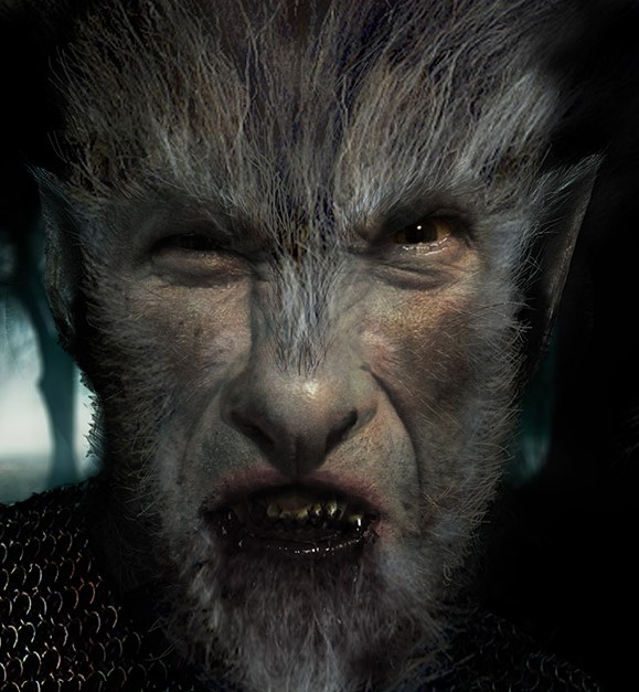 Wolves Jason Momoa 2014: Walking In The Dark