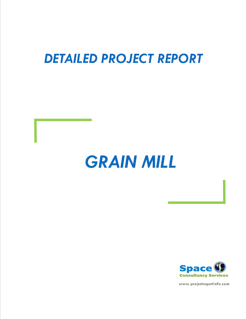 Project Report on Grain Mill