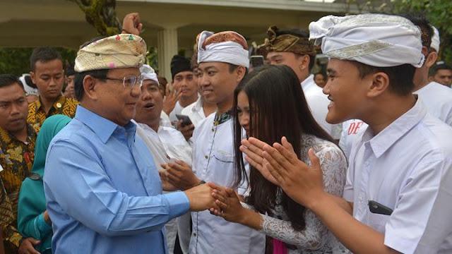 Prabowo Bakal Hadiri Deklarasi Dukungan Relawan Rhoma Irama