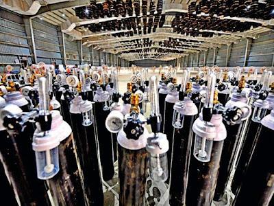 Oxygen shortage in Maharashtra