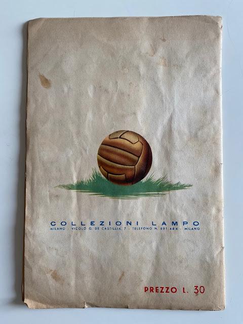 Album Collezioni Lampo 58 59