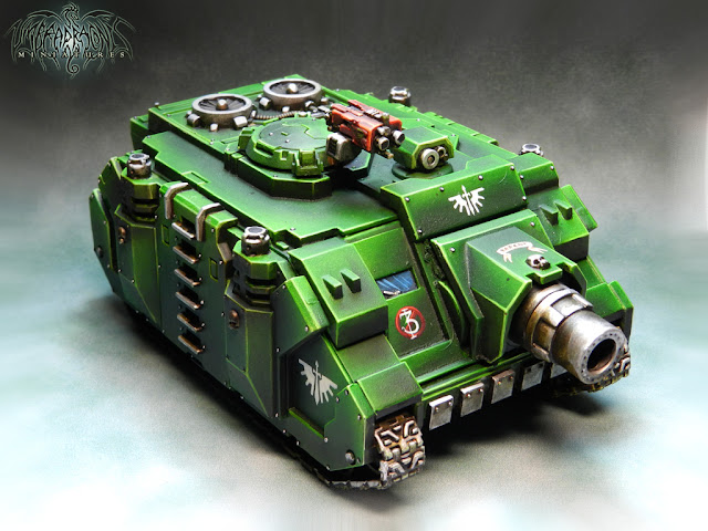 Dark Angels Vindicator