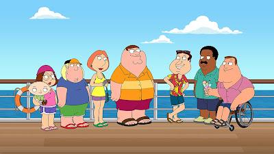 Family Guy Season 18 Image 1
