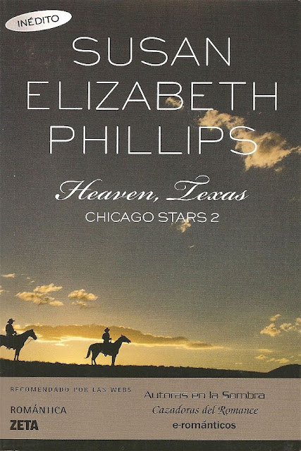 Heaven, Texas | Chicago stars #2 | Susan Elizabeth Phillips