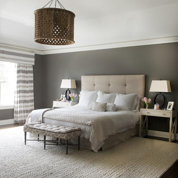 Il letto feng shui dovrebbe avere la testata appoggiata al muro immagine