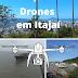 Itajaí filmada com drones