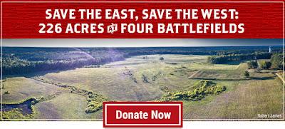 Save Hallowed Ground at Four Civil War Battlefields