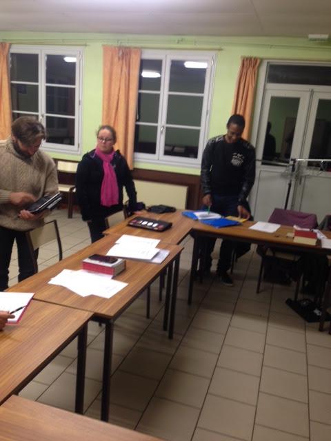 service catéchuménat Sens Paron Saint Clément Yonne