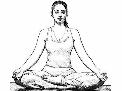 Benefits of doing Sukhasana yoga.
