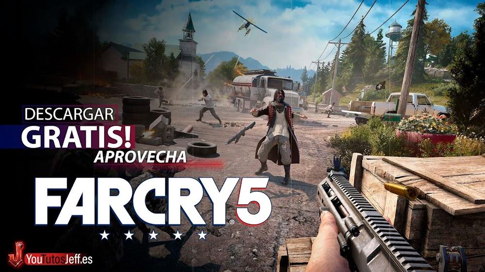 Descargar Far Cry 5 para PC GRATIS, Aprovecha Ahora