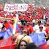Pueblo chavista toma las calles para exigir su derecho a vivir en dictadura