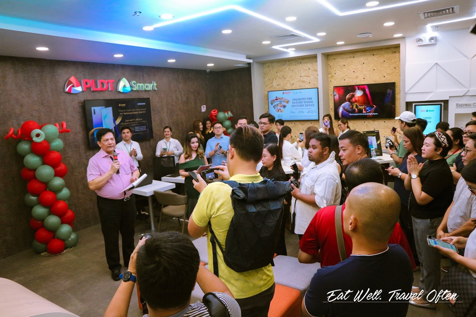 PLDT SMART Convergence Store in Davao