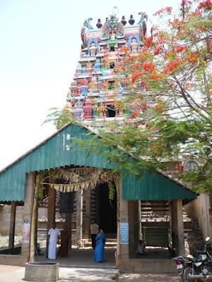 Swarna Moortheeswarar Temple Kandadevi Devakottai