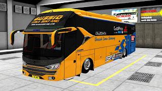 SR2 ECE R66 RACING EDITION, Model Kendaraan Bus Simulator Indonesia!