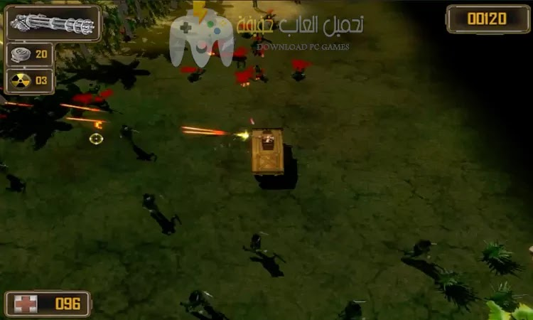 تحميل لعبة Combat Machines للكمبيوتر برابط مباشر مجانا