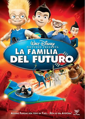 La Familia del Futuro – DVDRIP LATINO